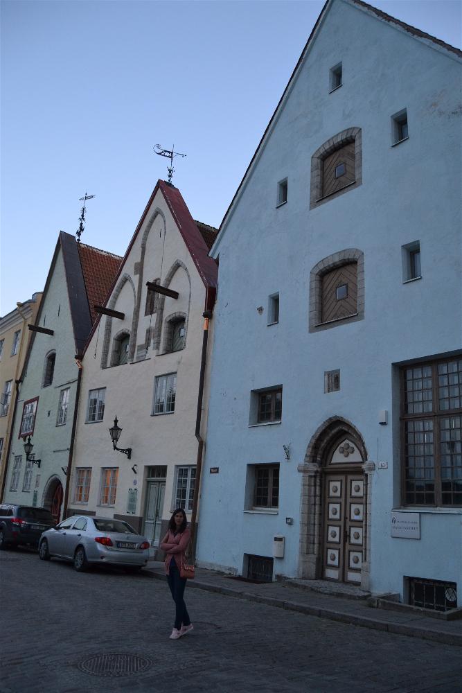 Las Tres Hermanas, Tallin, Estonia