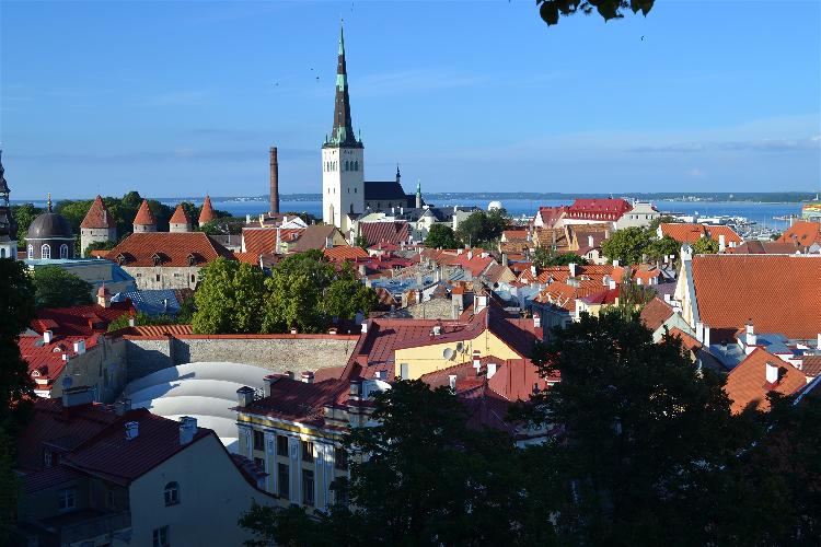 Mirador Kohtuotsa, Tallin, Estonia
