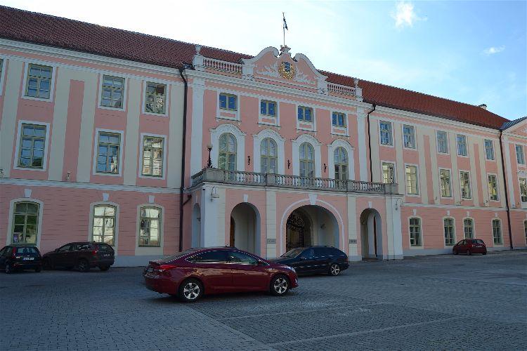 Parlamento, Tallin, Estonia