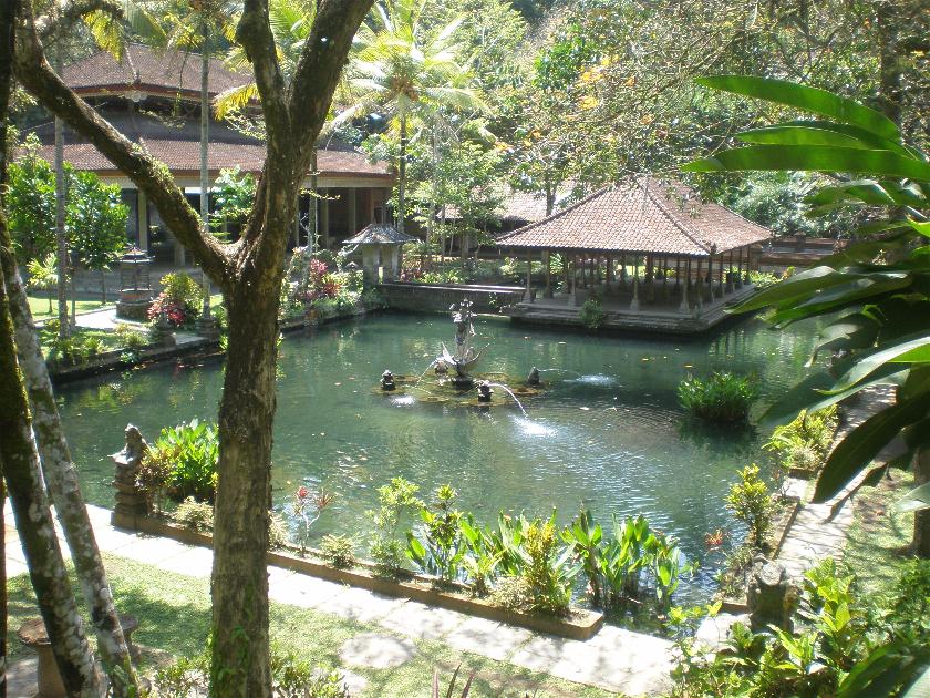 Gunung Kawi Sebatu, Bali, Indonesia