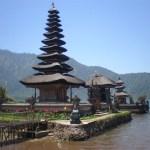 Diario Bali (Indonesia) - Septiembre 2011: Día 5: Brahma Vihara Arama, Candikuning, Cataratas Git Git, Danau Buyan, Ulun Danu Beratan, Taman Ayun, Tanah Lot