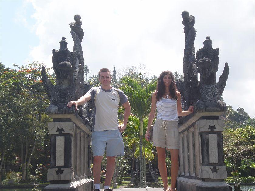 Tirta Gangga, Bali, Indonesia