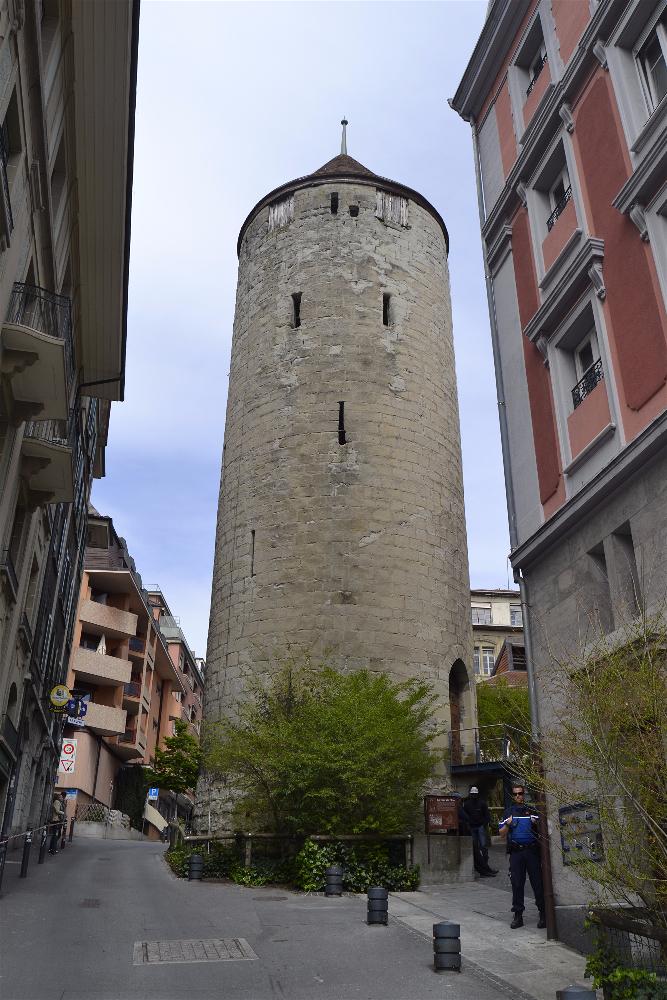Tour de Ale, Laussane, Suiza
