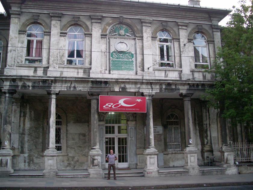 Alemdar Caddesi, Estambul, Turquía