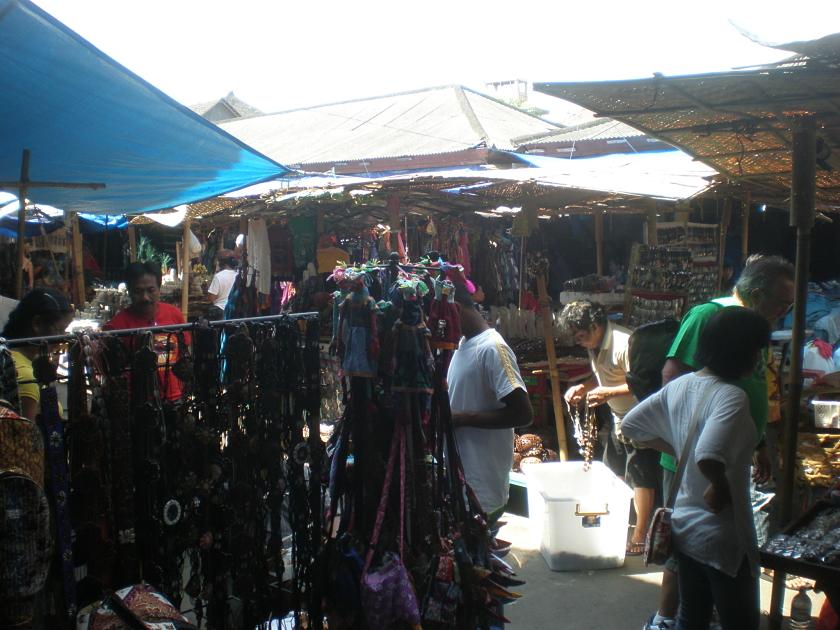 Mercado, Ubud, Bali, Indonesia