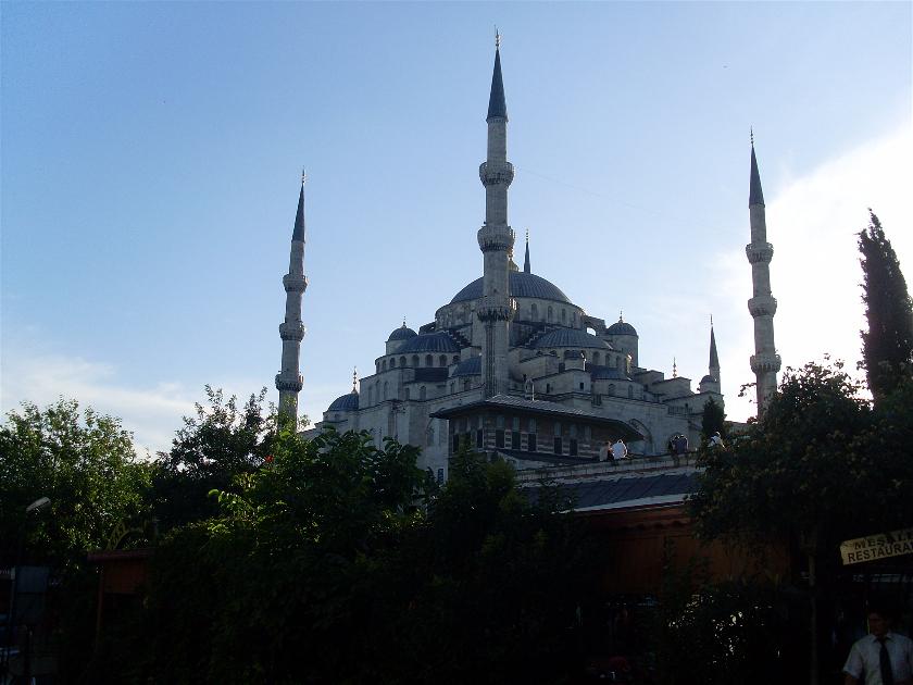 Mezquita Azul, Estambul, Turquia