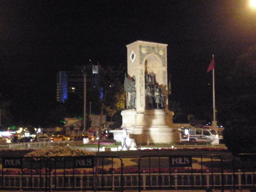 Plaza Taksim, Estambul, Turquía
