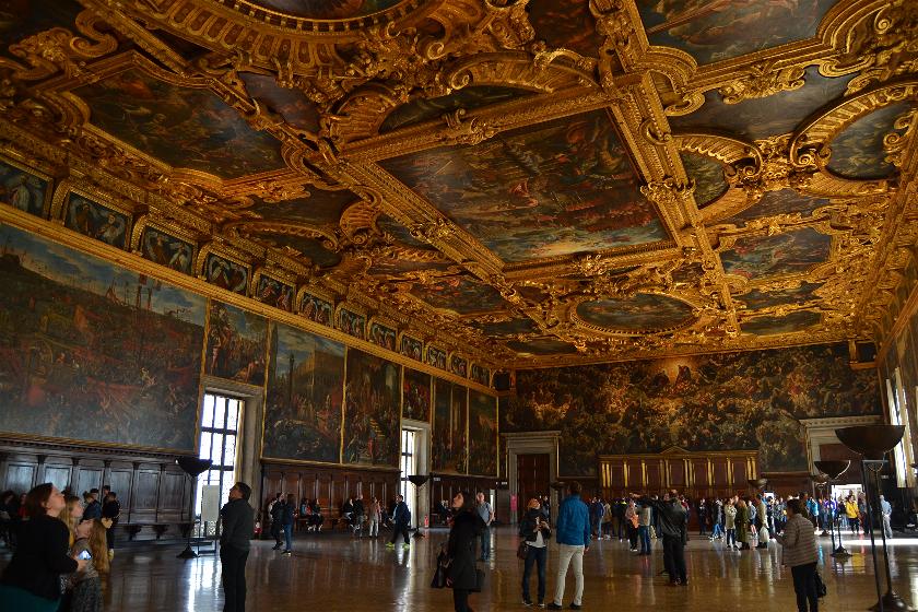 Diario Venecia (Italia) - Abril 2018: Día 2: Basílica de San