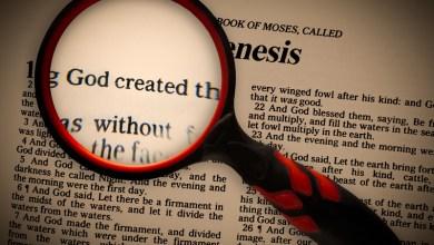 Photo of Принципы монотеизма в первой главе книги Бытия