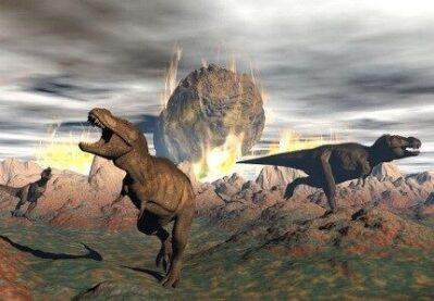 Причина вымирания динозавров?