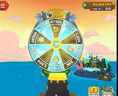 Pirate Kings cheats