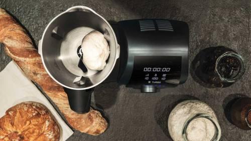 mejores robots de cocina fermentar pan