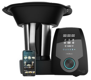 Robot de cocina Mambo 10090 de Cecotec