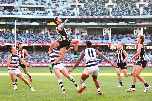 Collingwood Commentary – The Less said the better