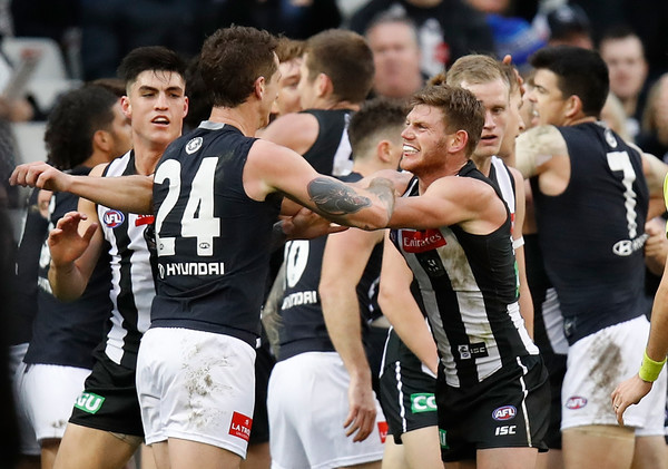 Collingwood Commentary: Vanquishing an old foe