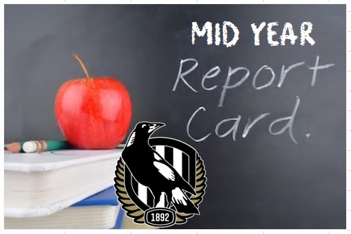 2018 Mid Year Report Card: Collingwood
