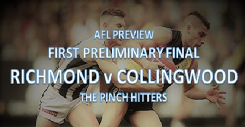 AFL Preview: First Preliminary Final – Richmond v Collingwood
