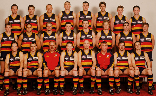 20 Years On: Adelaide Crows 1998 Premiership Winners
