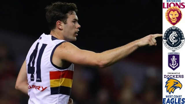 Why can't McGovern choose Carlton?