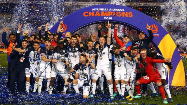 Following Melbourne Victory's quest for greatness