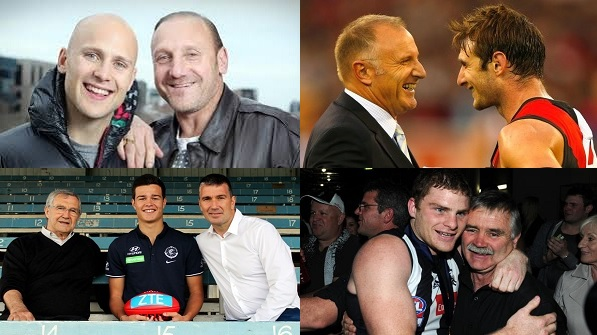 Does the Father Son Rule Disadvantage Non-Victorian Teams?