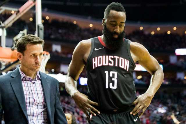 What's up with the Rockets?