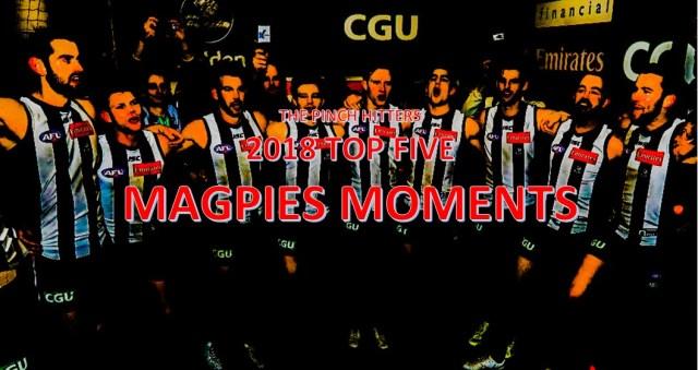 AFL Season Review 2018: Top Five Magpies Moments
