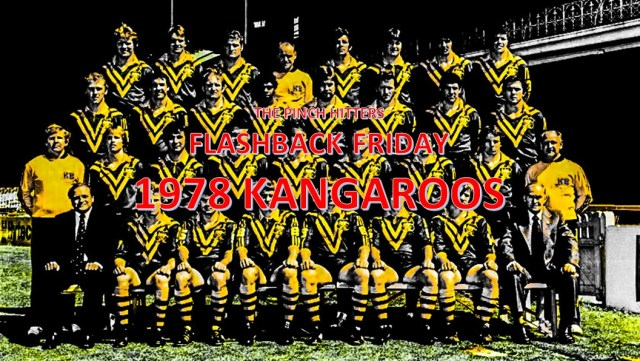 Flashback Friday: The 1978 Kangaroos Part One