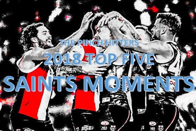 AFL Season Review 2018: Top Five Memorable Saints Moments