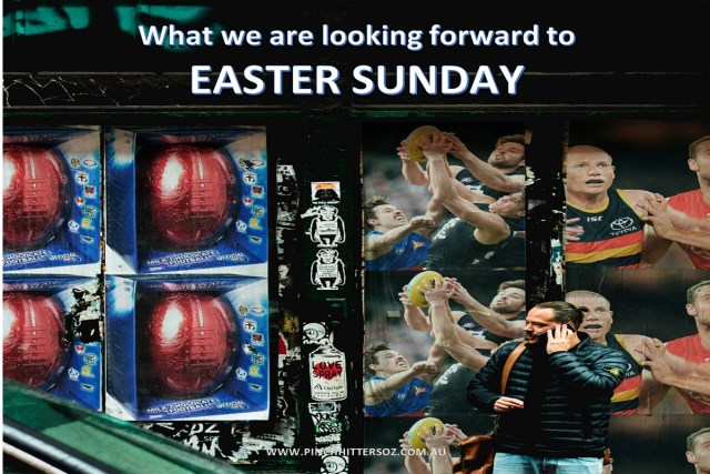 Five things we are looking forward to Easter Sunday: AFL 2019 Round Five