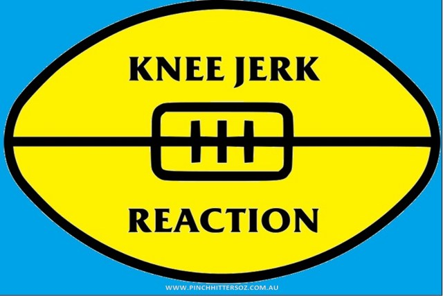 AFL Round Six – Knee Jerk Reaction