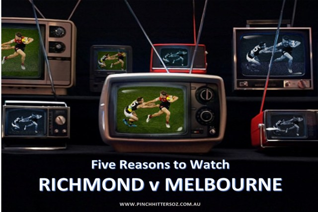 Richmond v Melbourne – Five Reasons to Watch