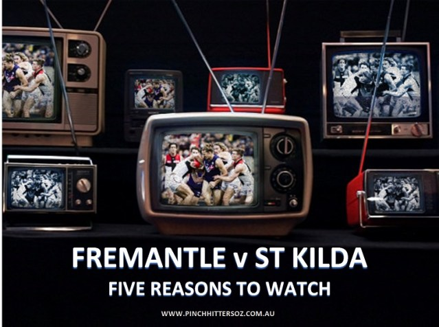 AFL 2019 Round Three: Fremantle v St Kilda – Five Reasons to Watch.