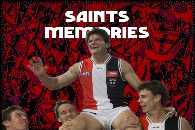 Saints Memories: Harves' 350th