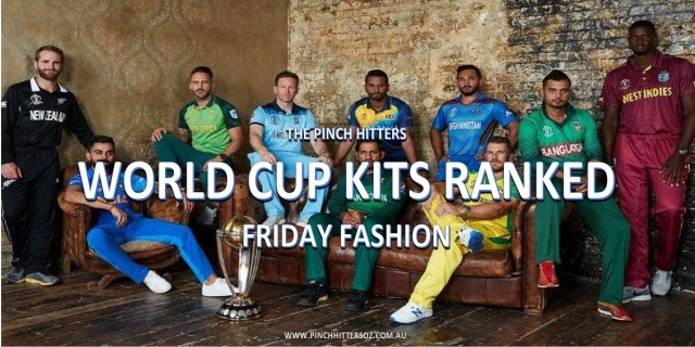 Friday Fashion: World Cup Uniforms Ranked