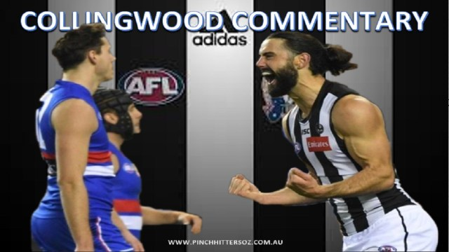Collingwood Commentary: He's not the messiah, he's just a really good ruckman