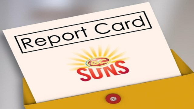 AFL 2019: Gold Coast Suns Mid Season Report Card