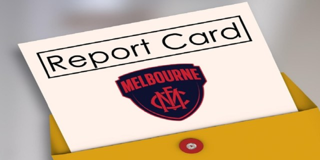AFL 2020: Melbourne – End of Season Report Card