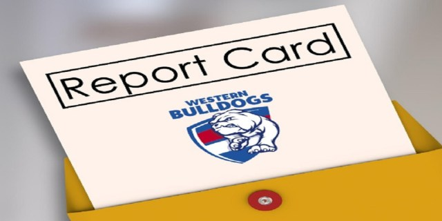 AFL 2019: Western Bulldogs – End of Season Report Card