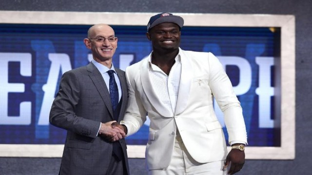 NBA Draft 2019 – A Life Changing Night