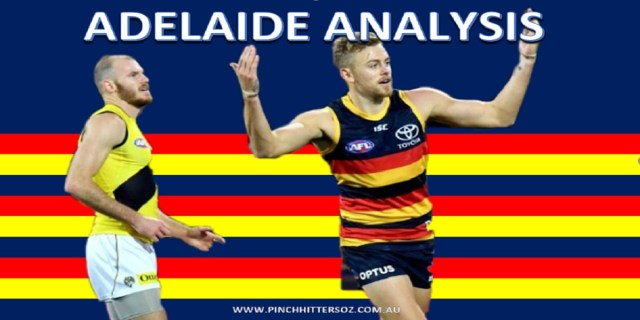 Adelaide Analysis: Adelaide vs Richmond Round 13