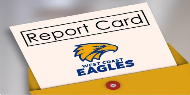 AFL 2020: West Coast – Midseason Report Card