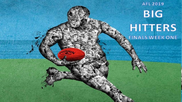 AFL 2019: Finals Big Hitters – Finals Week One