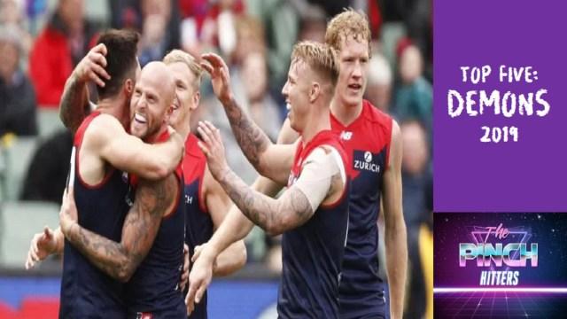 AFL 2019: Top Five Demons