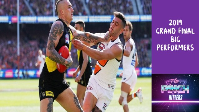 AFL 2019: The Big Dance's Big Performers