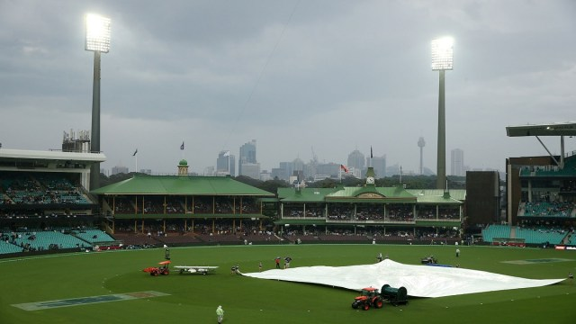 Cricket 19/20: Rain Farce in First T20I v Pakistan