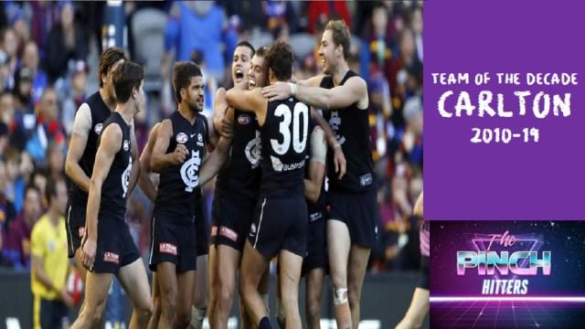 Carlton Team of the Decade (2010-19)