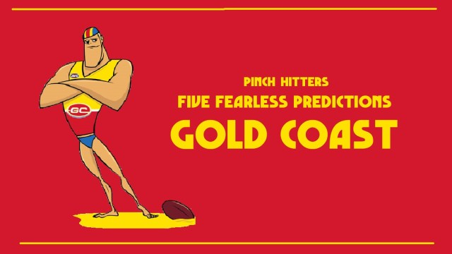 AFL 2020: Gold Coast – Five Fearless Predictions