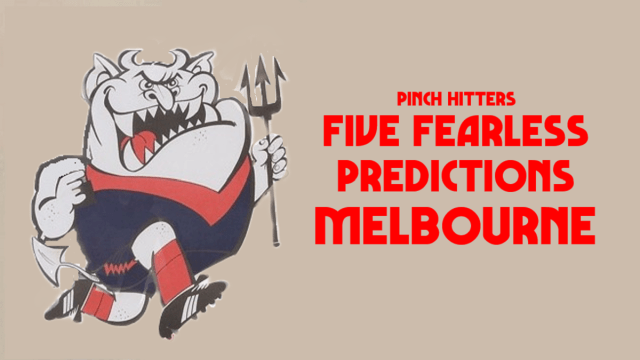 AFL 2020: Melbourne – Five Fearless Predictions