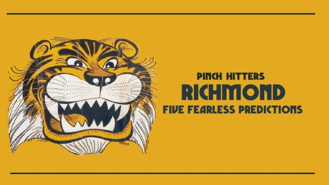 AFL 2020: Richmond – Five Fearless Predictions